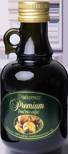 premium bučno olje